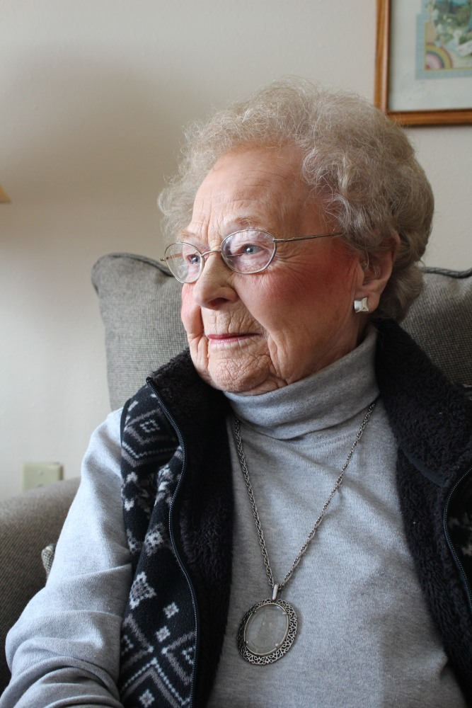 A Chat with a Centenarian (1/3)