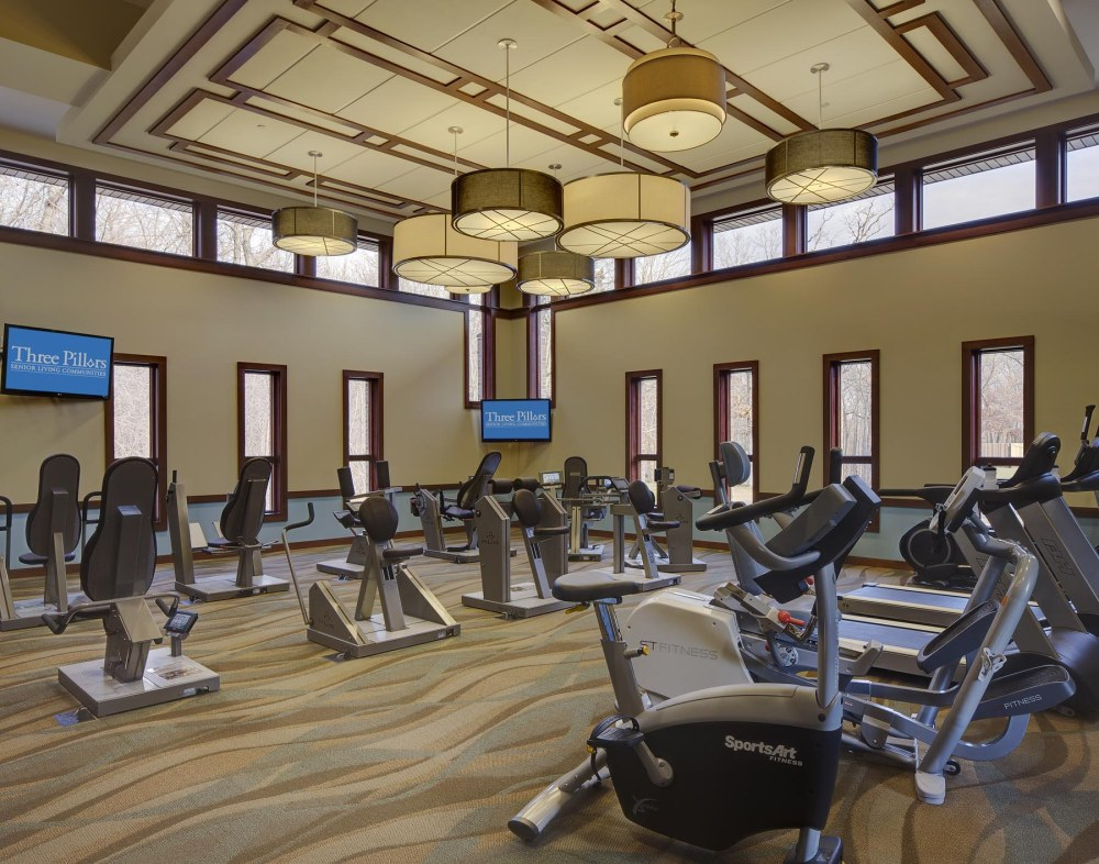 Not Your Grandmother's Senior Living Community   7 amenities that today's communities boast (2/4)