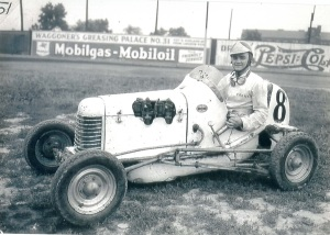 Frank Burany, Centenarian, 100, birthday, 100 years old, three pillars senior living communities, midget racing, racecar
